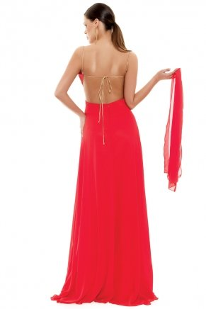SMALL SIZE LONG DRESS Y1083
