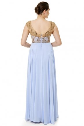 SMALL SIZE LONG DRESS Y6233
