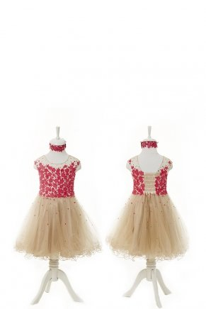 KIDS SIZE DRESS Y6451