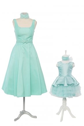 KIDS SIZE SHORT DRESS Y7087
