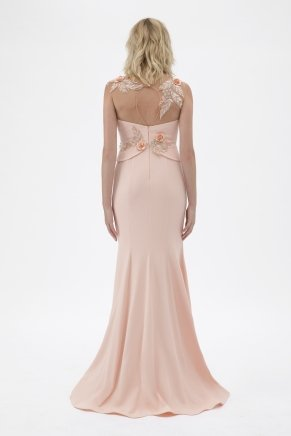 SMALL SIZE LONG EVENING DRESS Y7596