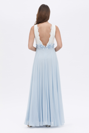 SMALL SIZE LONG EVENING DRESS Y7620
