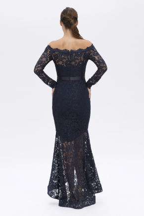 SMALL SIZE LONG EVENING DRESS Y7350