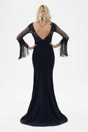 SMALL SIZE LONG EVENING DRESS Y7550