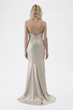 SMALL SIZE LONG EVENING DRESS K7806