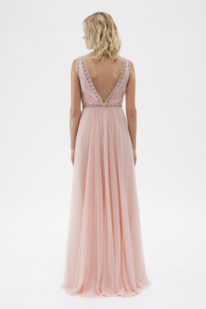 SMALL SIZE LONG EVENING DRESS Y7576