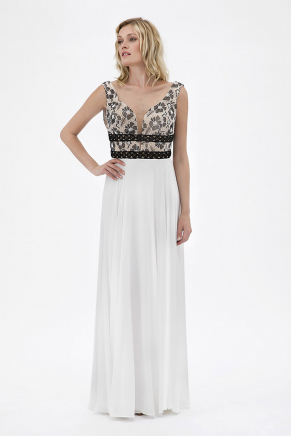 SMALL SIZE LONG EVENING DRESS Y7577