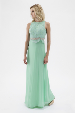SMALL SIZE LONG EVENING DRESS Y7585