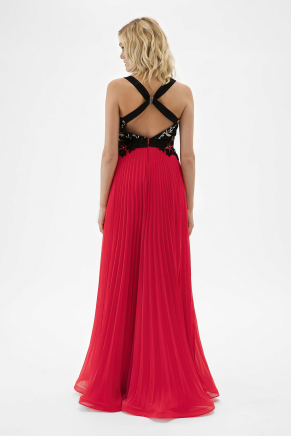 SMALL SIZE LONG EVENING DRESS Y7595