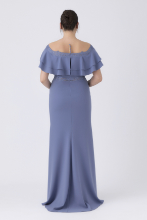 YOUNG BIG SIZE LONG EVENING DRESS Y8240