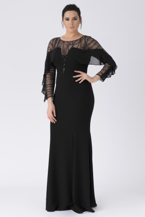 YOUNG BIG SIZE LONG EVENING DRESS Y8251