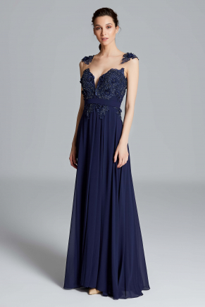 SMALL SIZE LONG EVENING DRESS Y7649