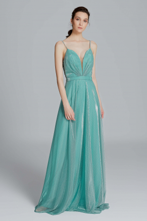 SMALL SIZE LONG EVENING DRESS Y8776
