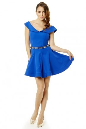 SMALL SIZE SHORT DRESS Y6399