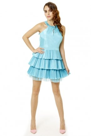 SMALL SIZE SHORT DRESS Y6412
